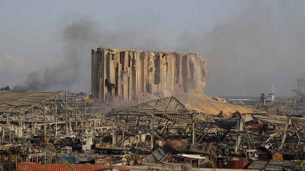 Reaseguradora Hannover Re confirma que explosión en Beirut será una pérdida mayor.